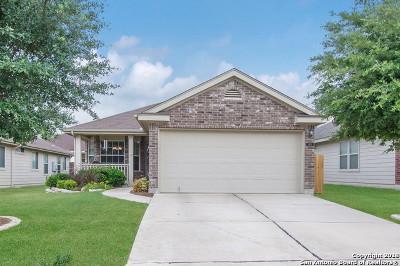 San Antonio Single Family Home New: 9131 Mare Hunt