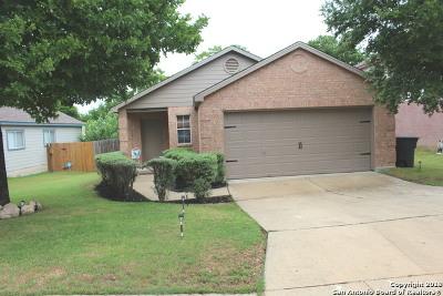 San Antonio Single Family Home New: 14206 Wetmore Bend