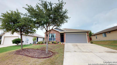 Schertz Single Family Home New: 709 Clearbrook Ave