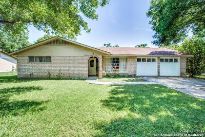 San Antonio Single Family Home New: 4106 Treehouse Dr