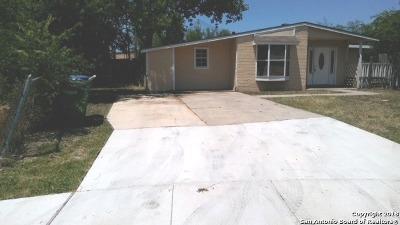 San Antonio Single Family Home New: 123 Farrel Dr