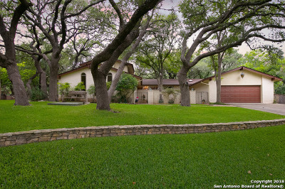 Schertz Single Family Home For Sale: 1105 Antler Dr