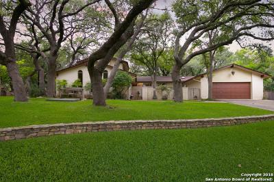 Schertz Single Family Home New: 1105 Antler Dr