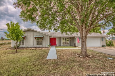 Bandera County Single Family Home For Sale: 244 Post Oak Dr
