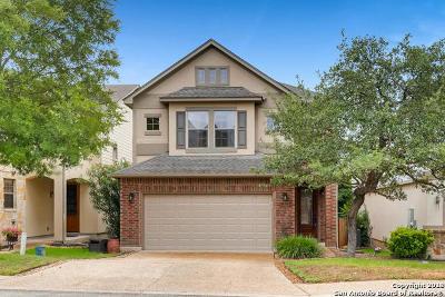 San Antonio Single Family Home Price Change: 1302 Nicholas Manor