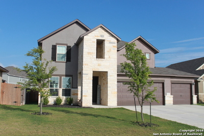 San Antonio Single Family Home New: 8221 Lovela Bnd