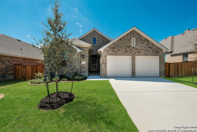 Boerne Single Family Home New: 9756 Innes Place
