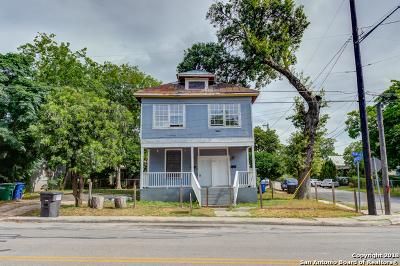 San Antonio Single Family Home New: 802 Montana St