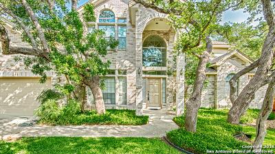 San Antonio Single Family Home New: 12522 Chapel Bell St