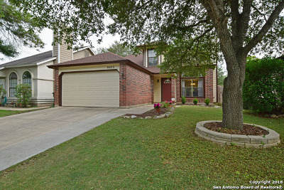 San Antonio Single Family Home New: 9422 Valley Moss