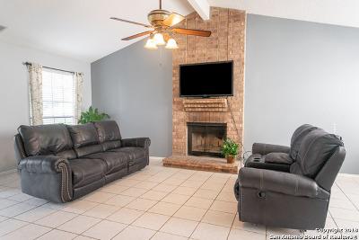 San Antonio Single Family Home New: 15610 Knollplace