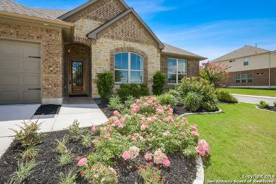 San Antonio Single Family Home New: 4727 La Santa Rd
