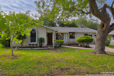 San Antonio Single Family Home New: 7014 Forest Crest St