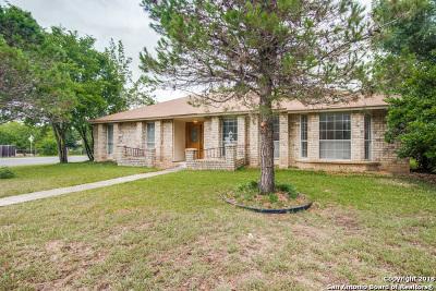 San Antonio Single Family Home New: 4603 Crested Land