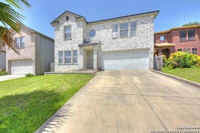 San Antonio Single Family Home New: 407 Territory Oak