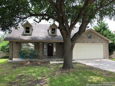 Schertz Single Family Home New: 2546 Woodland Village Pl