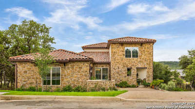 San Antonio Single Family Home New: 7222 Bluff Run
