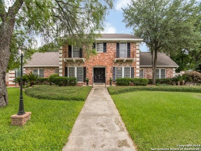 San Antonio Single Family Home Active RFR: 150 E Lynwood Ave