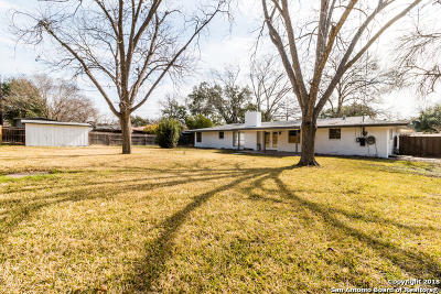 Windcrest Single Family Home For Sale: 409 Driftwind Dr