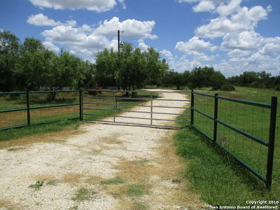 Hondo Farm & Ranch For Sale: 332 County Road 642