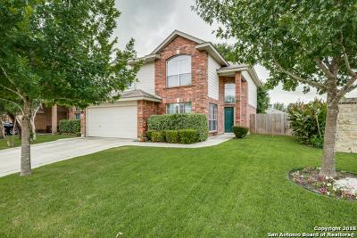 San Antonio Single Family Home New: 7803 Black Oak Pass