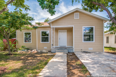 San Antonio Single Family Home New: 200 Frost