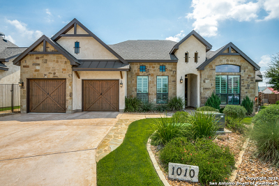 New Braunfels Single Family Home New: 1010 Gruene Spring