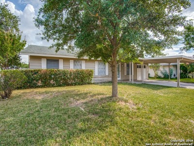 San Antonio Single Family Home New: 7330 Meadow Breeze Dr