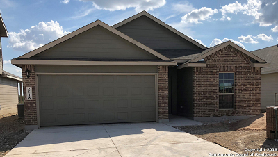 New Braunfels Single Family Home New: 2518 McCrae