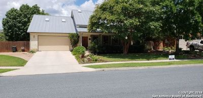 Boerne Single Family Home New: 145 Oak Knoll Circle