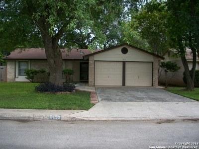 San Antonio TX Single Family Home New: $143,000