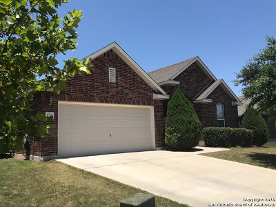 San Antonio Single Family Home New: 8719 Padiski Ct