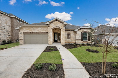 Boerne Single Family Home New: 124 Cordova