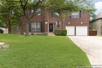 San Antonio Single Family Home New: 946 Riverstone Dr