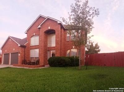 Schertz Single Family Home For Sale: 482 McBride Brg