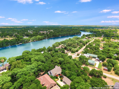 New Braunfels Single Family Home Active RFR: 1316 Marys Cove