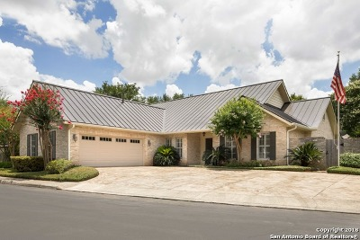 San Antonio Single Family Home New: 97 Granburg Circle