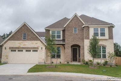 San Antonio Single Family Home Price Change: 3731 Sagrada Way