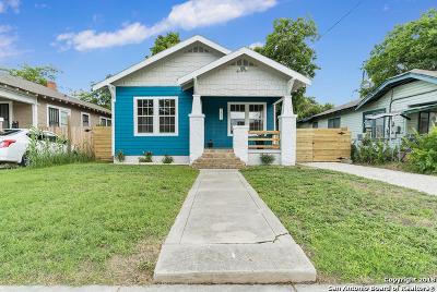 Single Family Home New: 1427 Burnet St