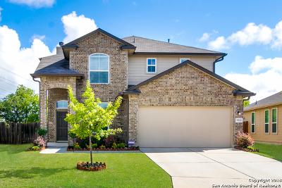 San Antonio Single Family Home New: 9222 Herman Hollow