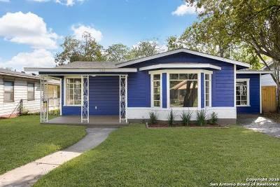 San Antonio Single Family Home New: 930 Lamar