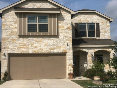 San Antonio Single Family Home New: 11207 Hole In One
