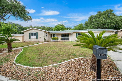 Universal City Single Family Home New: 1295 Cibolo Trail