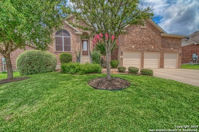 Cibolo Single Family Home New: 116 Brush Trail Ln