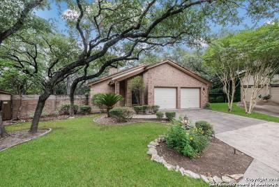 San Antonio Single Family Home New: 12503 Enfield Park