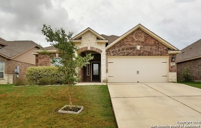 New Braunfels Single Family Home New: 346 Callalily