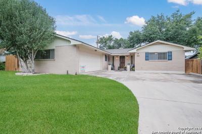 San Antonio Single Family Home New: 3023 Sir Phillip Dr