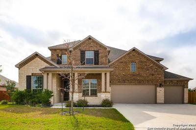 Bulverde Single Family Home Price Change: 3838 Lariat Way
