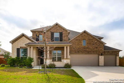 Bulverde Single Family Home New: 3838 Lariat Way