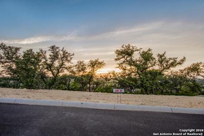 San Antonio Residential Lots & Land New: 22927 Homestead Mesa (Lot 30)